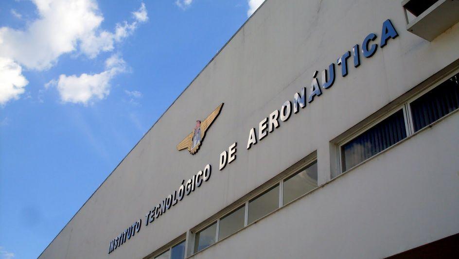 Instituto Tecnológico de Aeronáutica. Foto: Jorge Gripp