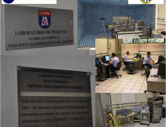 Laboratório de Guerra Eletrônica