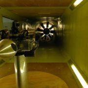 Túnel de vento do FENG