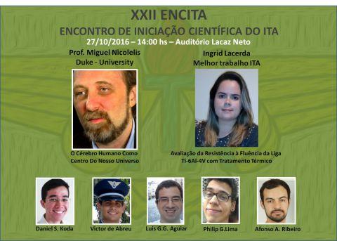 XXII ENCITA 2016