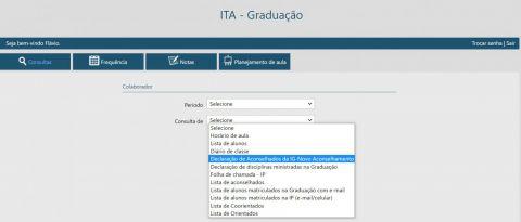 Portal Academico - ITA