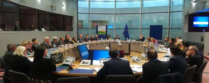 Reunião bilateral Brasil-União Europeia, em Bruxelas