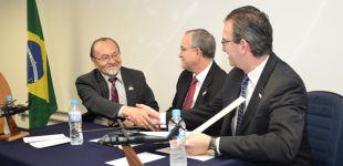 ITA celebra acordo de cooperação com Sikorsky
