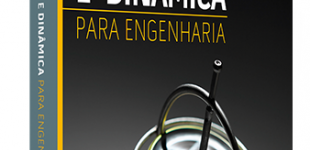 Capa do livro Cinemática e Dinâmica para Engenharia
