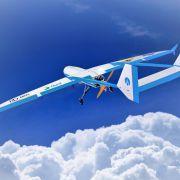 Aeronave não tripulada Delta 5, em processo de certificação pelo IFI