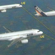 Conexao de dados em voo