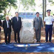 Ministro da Educação participa do lançamento da pedra fundamental do novo alojamento do ITA