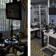 Arranjo de testes #2 para a caracterização criogênica dos componentes